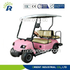 high end environment friendly battery use golf cart