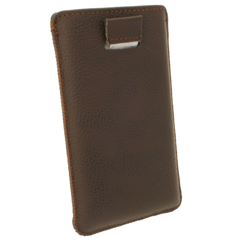 wholesale universal smart phone wallet style leather case for Nokia