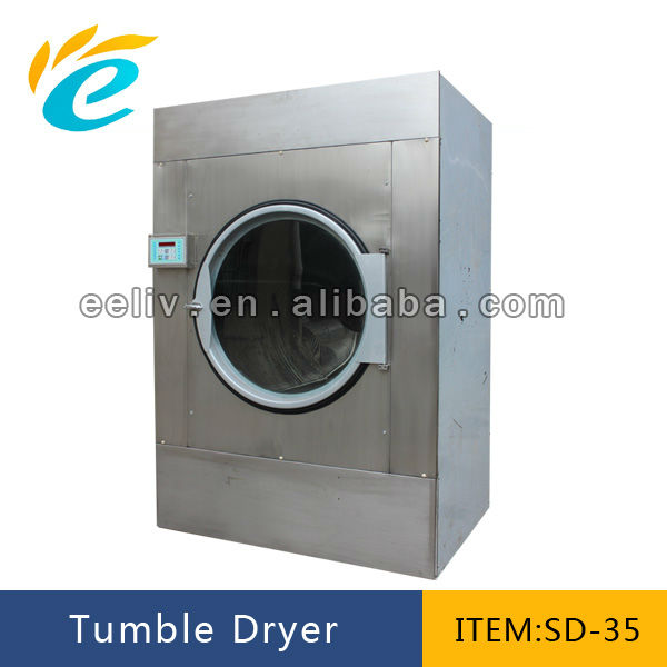 new type commercial and hotel used hot water clothes dryer
