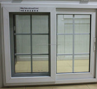 plastic strip glass sliding window from china alibaba