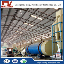 Reasonable Price Three Layer Coconut Slag Drying Equipment With ISO Certification