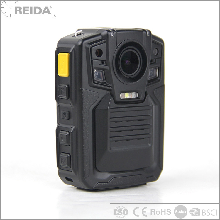 Digital Waterproof Gun Police Body Camera With Wireless Camera