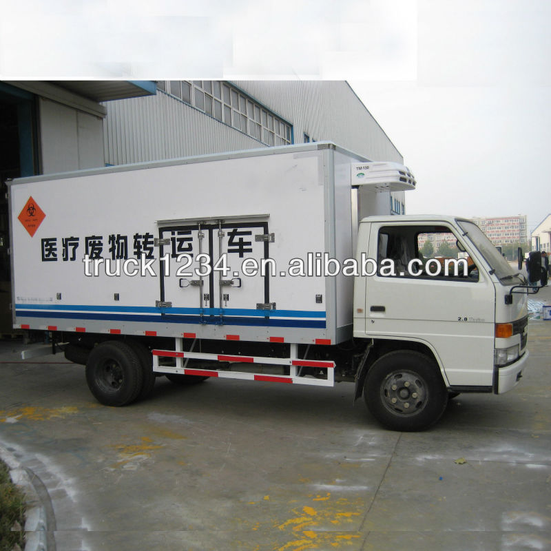JMC Medical Waste Transporter
