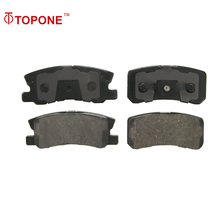 Japanese Auto Parts Disc Brake Pad For MITSUBISHI CHANGFENG CHRYSLER CITROEN JEEP PEUGEOT