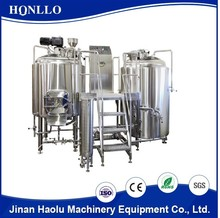 best service beer craft brewing equipment SUS304/316 raw materials