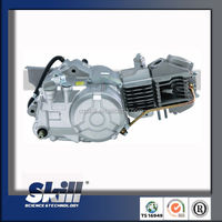 2016 zongshen oil cooled horizontal motor bike engine 150cc