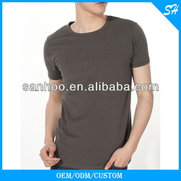 Wholesale Short Sleeve Overseas T Shirts With Custom Design