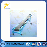 China hot sale high efficient and cheap price mobile rubber roller belt conveyor