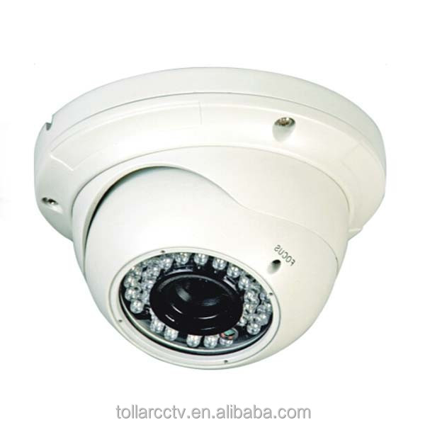 "Tollar TL-MDRBAHD-05 1/3""CMOS Full HD AHD 960P vari-focal waterproof indoor security dome 1/3 sony ccd 420tvl ir cctv camera"