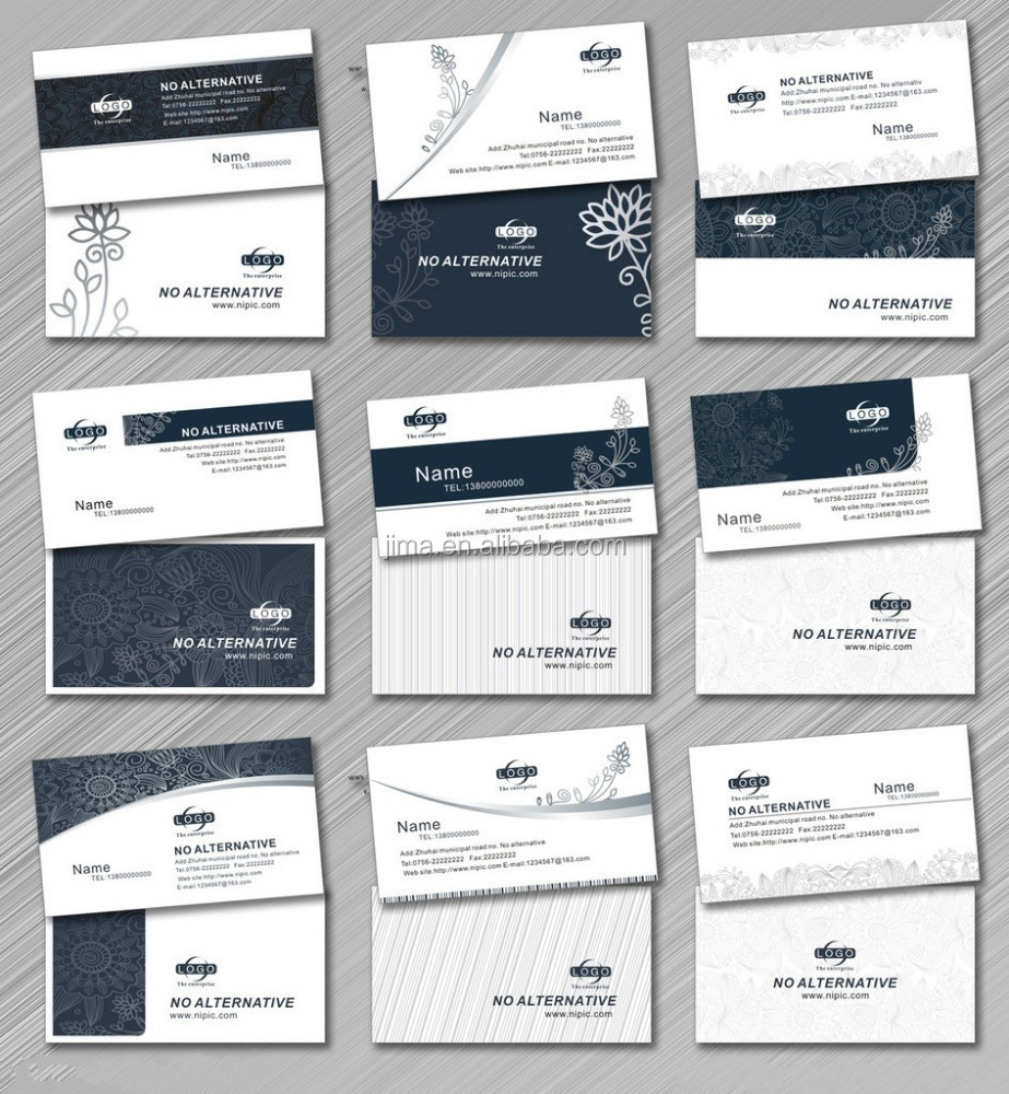 namecard/business card/custom business card