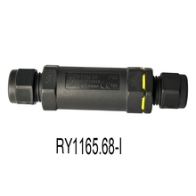 2 & 3 pole ip68 waterproof cable joint with cheap price