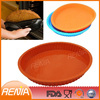 microwave cake bowl and cake silicone pie mold