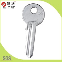Top Security brass UL050 Home lock blank key for USA European market