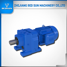 Professional Manufacturer of RC Helical Gearbox in China