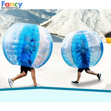 CE TPU giant bubble suit ball/soccer bubble ball/adult body zorb