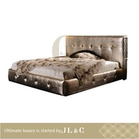 Hot purchase bed JB15-01 grace & post modern high end furniture from JL&C furniture