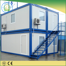 Prefabricated mobile living house container with low price for sale