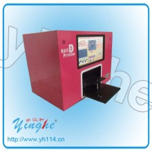 yinghe sale LCD touch screen/computer inside nail art printer