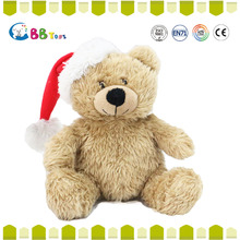 Big teddy bear 2015 new hot sales pure red roses headdress of hearts plush bear