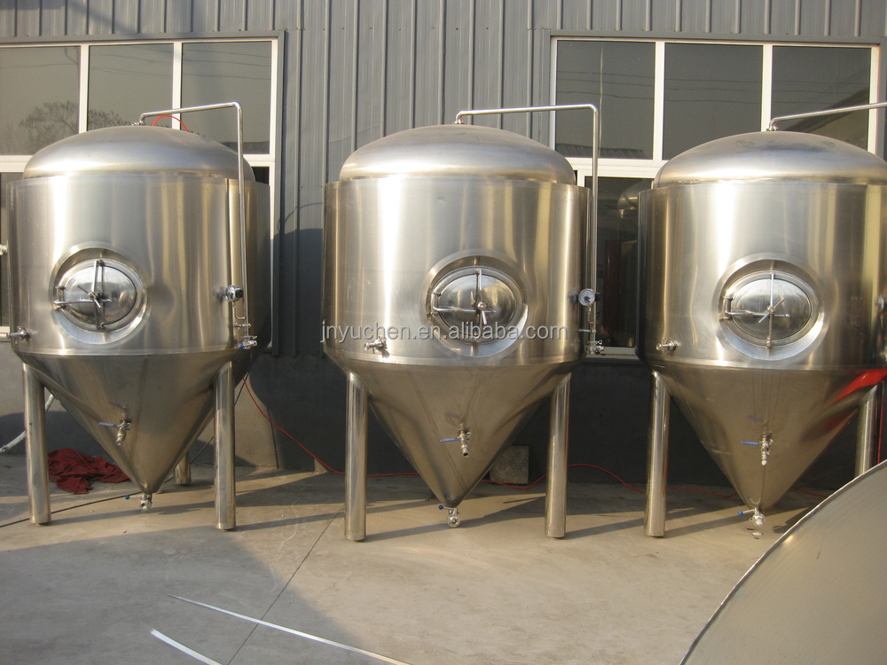 40HL factory brewery system, beer brewing machine