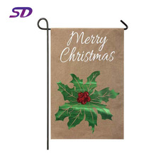 Best Selling Outdoor Customized Waterproof Decorative Garden Flag Pole