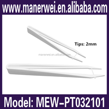 Professional Manufacturing Eco-friendly Disposable Medical Plastic Esd Tweezer