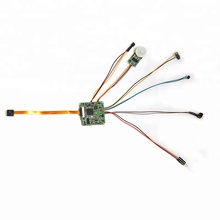 USB CAMERA Board High Resolution 1080p high quality Camera Module with PIR/Motion Detection
