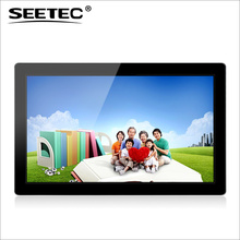 22inch hdmi vga monitor metal frame interactive touch screen monitor with capacitive touchscreen