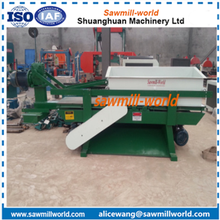 Used Wood Shaving Machine For Horse / Animal Bedding