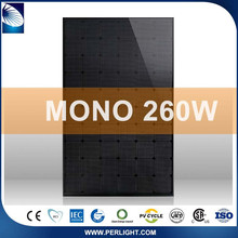 2017 Eco-friendly Excellent Material 260W Solar Modules Pv Panel