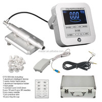 Eyebrow Cosmetic Training Permanent Makeup Digital Machine, Needle Semi PMU Machines