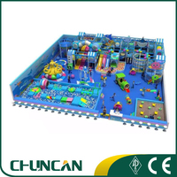 2016 Chuncan hot selling good quality kids indoor playground equipment