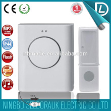 Within 2 hours replied panio voice quality alarm door bell with mp3