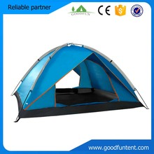 big camping tent/outdoor tent for 3-4 people /for family with single layer