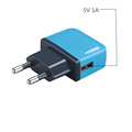 5V 1A USB wall Charger EU/AU/UK/US/KR socket standard usb charger usb wall chargers for mobile phones