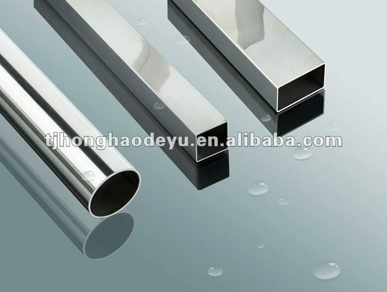 304 stainless steel round tubes