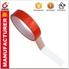 Super Sticker Solvent Base Double Sided PET Tape For Die-Cutting