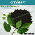 humic natural mineral fertilizers with fulvic acid high water soluble