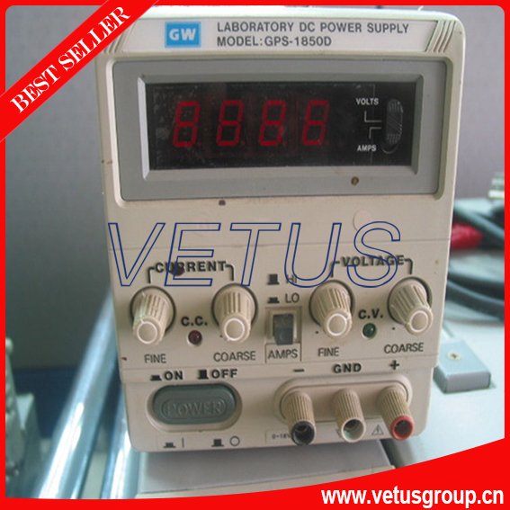 GPS-1850D Digital LCD display bench laboratory power <strong>supply</strong>