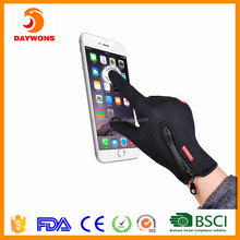 2017 New Arrivals Waterproof Touchscreen Windproof Outdoor Sport Gloves Cycling Gloves for Men & Women