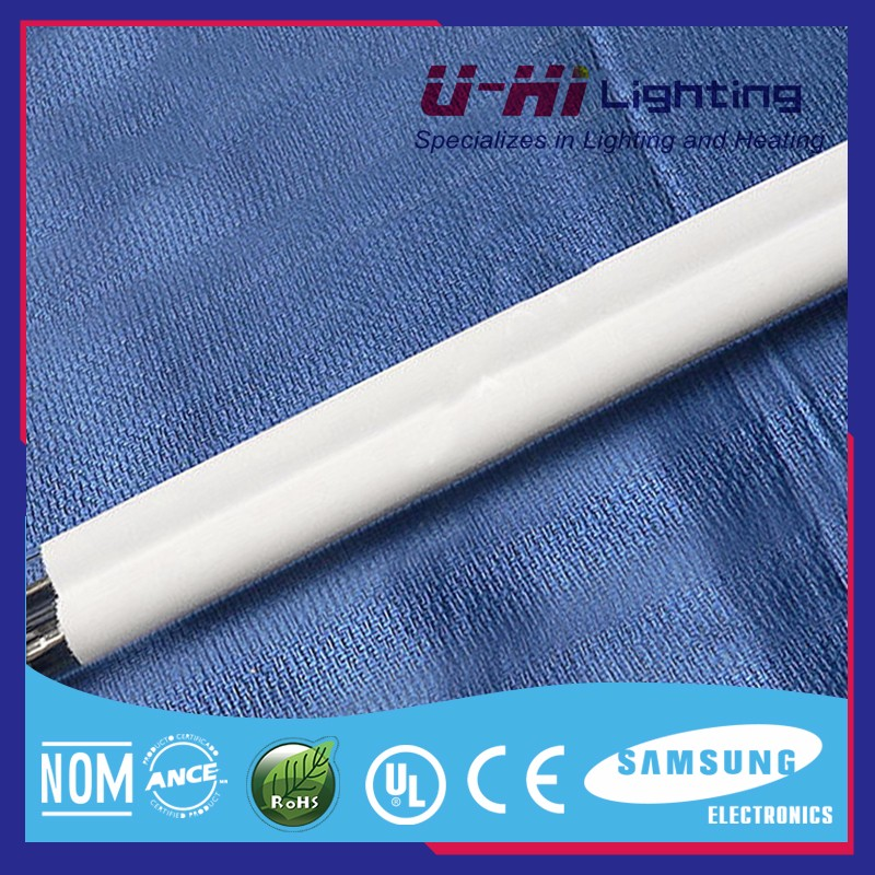 Factory Low Price Guaranteed white carbon fiber infrared heating lamp twin tube