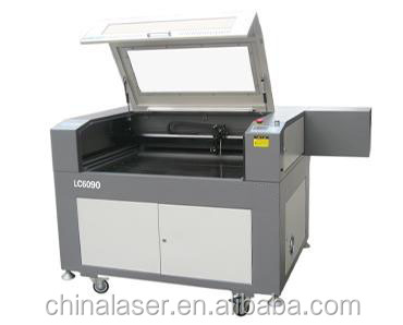 CO2 LC6090 laser machine for optical frames