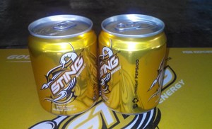 Sell Sting Energy Drink 330 ml by Pepsi