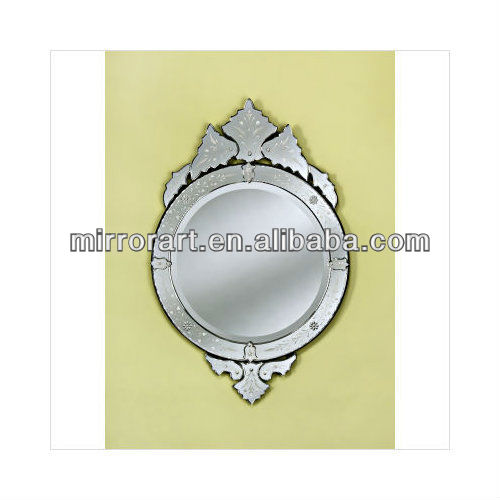 small cheap venetian wall mirror
