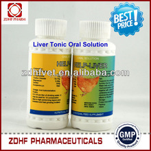 Poultry Use Liver & Kidney Tonic Oral Solution