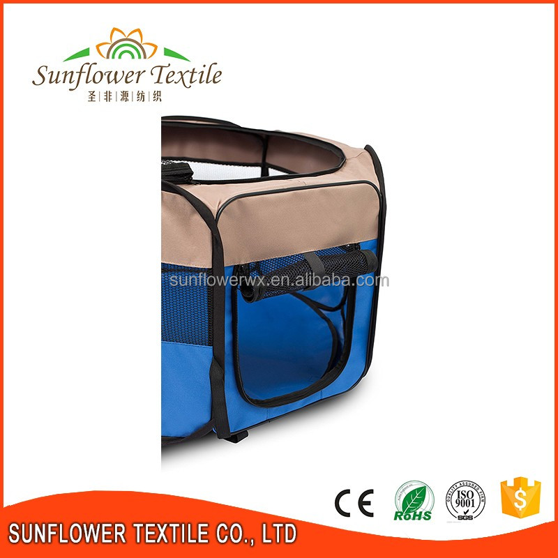 Collapsible pet dog cage/dog show cage