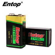 High Quality Long Cycle Life 6LR61 Battery 9V