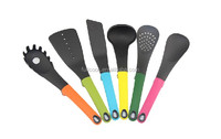 Hot-Sale New-Design Nylon Kitchen Utensils(6 in 1)