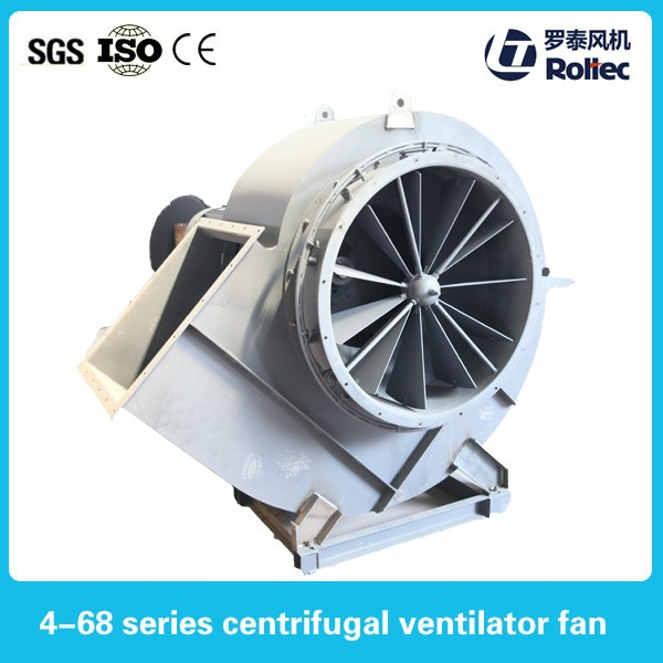 220V Impeller Aluminum Housing Industrial Small Size Air Centrifugal Blower Fan