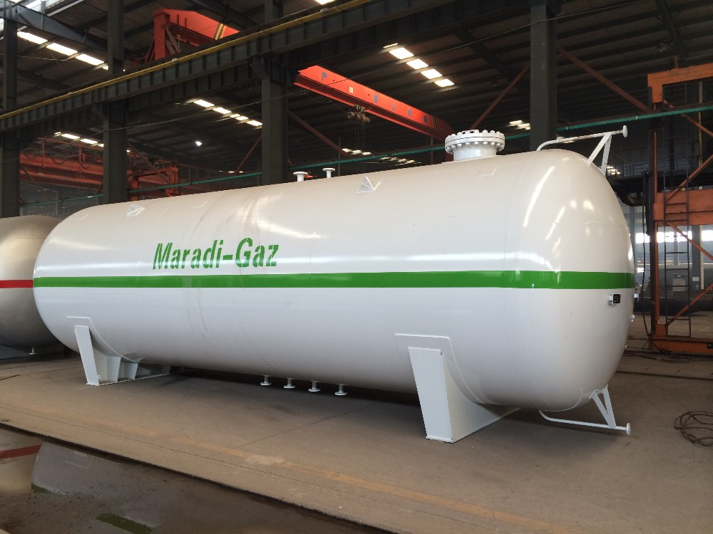 large volume lpg storage tank lpg container pressure vessel for sale